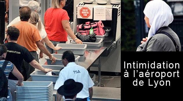 Dévoilement à l aéroport de Lyon – CCIF – Collectif contre l islamophobie  en France c2763460f55