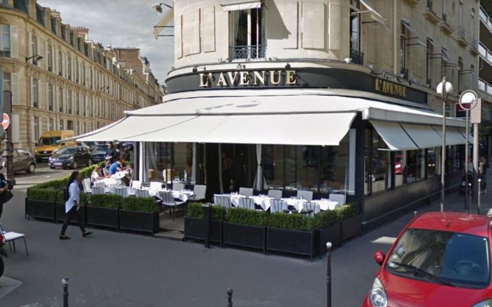 Restaurant l avenue le ccif demande au parquet de paris d for Restaurant collectif